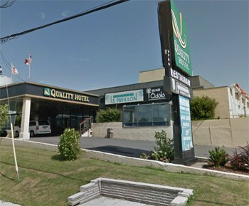 Hotel Dorval Airport Free Parking